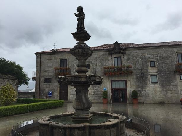 Hotel Monumento Pazo de Lestove