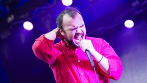 Future Islands, Iveagh Gardens Dublin