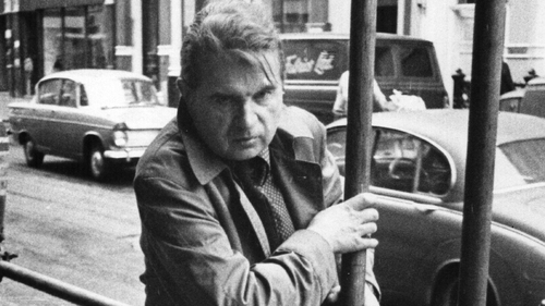 Paintings were stolen from the home of a friend of Francis Bacon