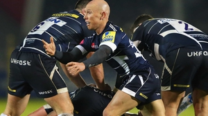 Peter Stringer was Sale's player of the season in 2015/16