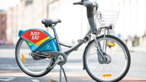 The online food delivery marketplace takes over from the previous sponsor, Coke Zero