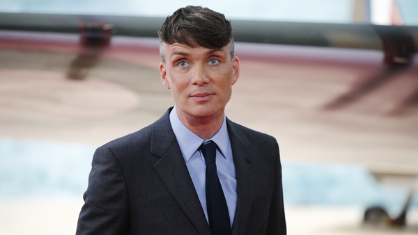 """Cillian Murphy - """"I'm very proud of being an Irish actor. It's a smaller industry, but I'm really proud to support it"""""""