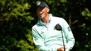 Kuchar contended for his first major win at Royal Birkdale