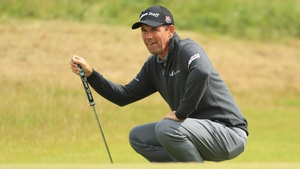 Harrington has work to do to make the cut