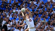 Kevin Feely scored five points in the Leinster Final defeat to Dublin