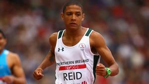 Leon Reid wants to run for Ireland in London