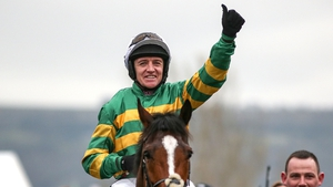 Barry Geraghty will be out of action for the next three weeks