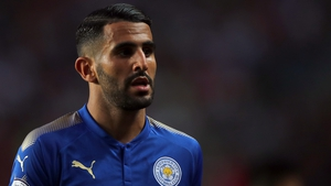 Leicester City want over €90m for Riyad Mahrez