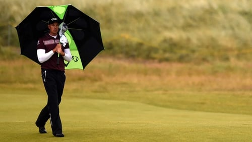 Stenson's house burgled while playing at Open