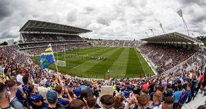 The new Páirc Uí Chaoimh welcomed 28,567 souls on its first big day