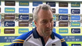 "Michael Ryan: ""That was a classic match"" 