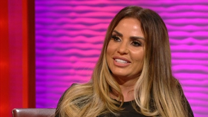 """Katie Price - """"We'd spoken about it a lot, so I knew he was going to, I just didn't know when"""""""