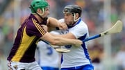 Matthew O'Hanlon and Waterford's Jake Dillon clash in last year's Championship encounter