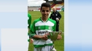 Mohammad Alrawehneh played under age with Shamrock Rovers