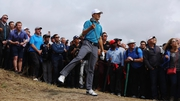 Jordan Spieth's wobbly start has made for a very exciting finish to The Open