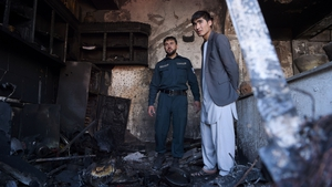 The Taliban said it was behind the latest attack