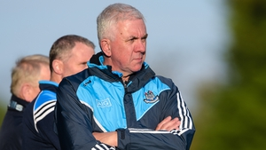 Ger Cunningham resigned as Dublin manager at the weekend