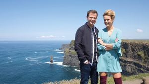 Aoibhín Garrihy & John Burke have big plans for 2017