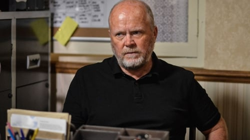 Is he dead or alive - accident prone Phil Mitchell gets boxed and injured in gas explosion in one day
