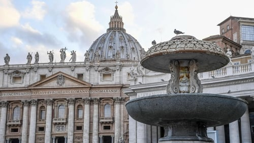 The show had around 40,000 listeners around the world, including some from the Vatican