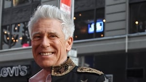 Adam Clayton has become a dad for the first time