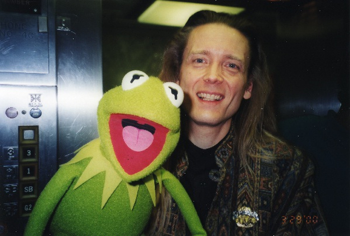 Steve Whitmire on life as Kermit The Frog