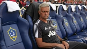 Jose Mourinho says executive vice-chairman Ed Woodward has the transfer situation under control