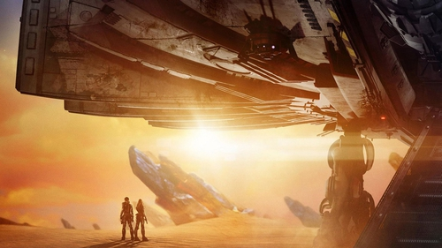 Valerian is a spectacular but the messy script and miscast leads make it a sinking ship