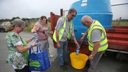 Irish Water has said it could be the weekend before supplies return to normal