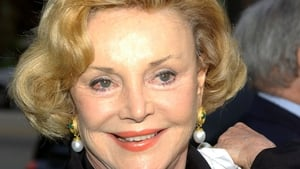 Barbara Sinatra pictured at a tribute to the late director Billy Wilder in 2002 in Beverly Hills