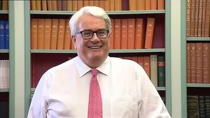 Chief Justice Frank Clarke