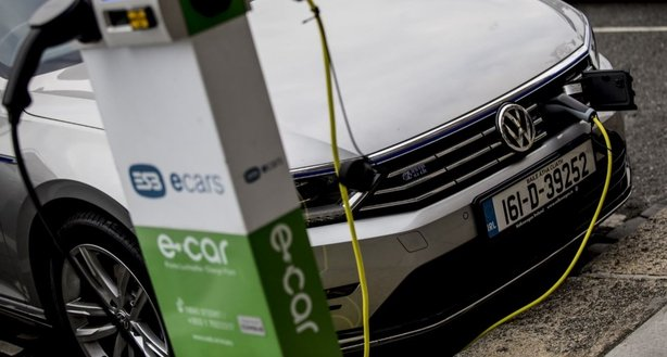 The ESB says it is looking at expanding fast-charging facilities.