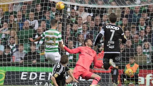 Celtic could not find the net in the first leg