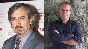 Sebastian Barry and Mike McCormack - All eyes now turn to Booker shortlist on September 13