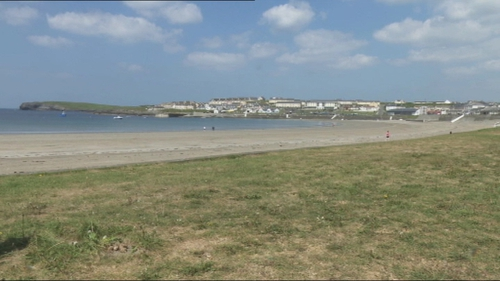 Kilkee beach is to remain closed until further notice