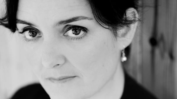 Nuala O'Connor: spell-binding voice