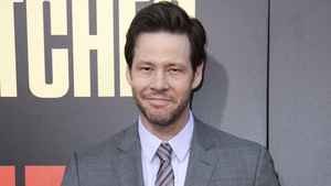 Ike Barinholtz breaks his neck while filming a stunt for The Pact