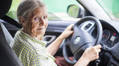 Do we need E plates for elderly drivers?