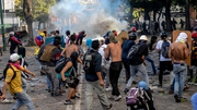 Since April, more than 100 people have died in anti-government unrest