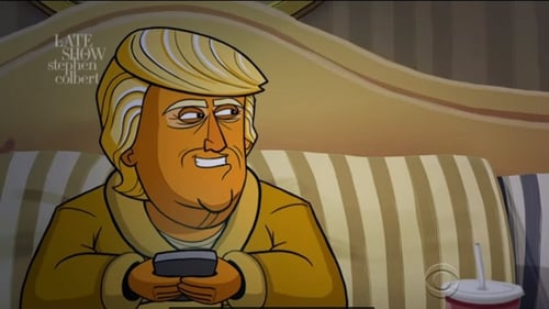 Cartoon Satire Of President Trump To Get Full Series