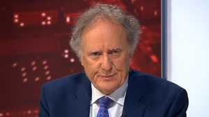 Vincent Browne - Self-deprecating humour very much in evidence on final show, screengrabs via TV3