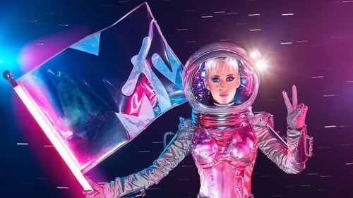 Katy Perry walking on the moon ahead of hosting MTV Awards Pic: Instagram