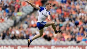 Fintan Kelly scores Monaghan's goal
