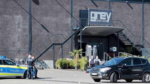 Two dead in German nightclub shooting