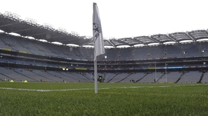 The action at Croke Park gets under way at midday