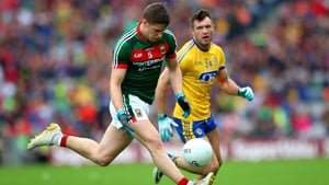 Lee Keegan's contribution was central to Mayo finding their feet in the drawn game