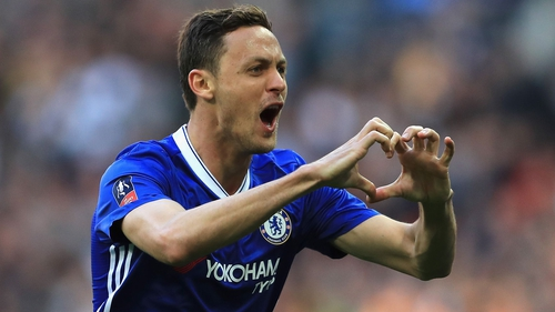 Nemanja Matic could be coming to Old Trafford