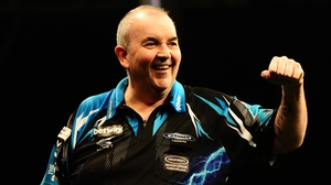 Phil Taylor: 'It's a bonus for me, for my grandchildren, for my fans. It's lovely, it really is.'