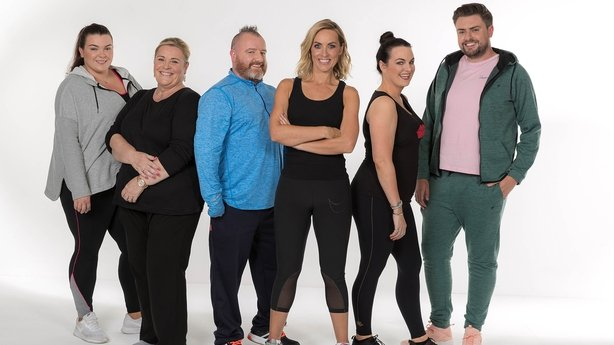 The Operation Transformation celebrities are ready to go