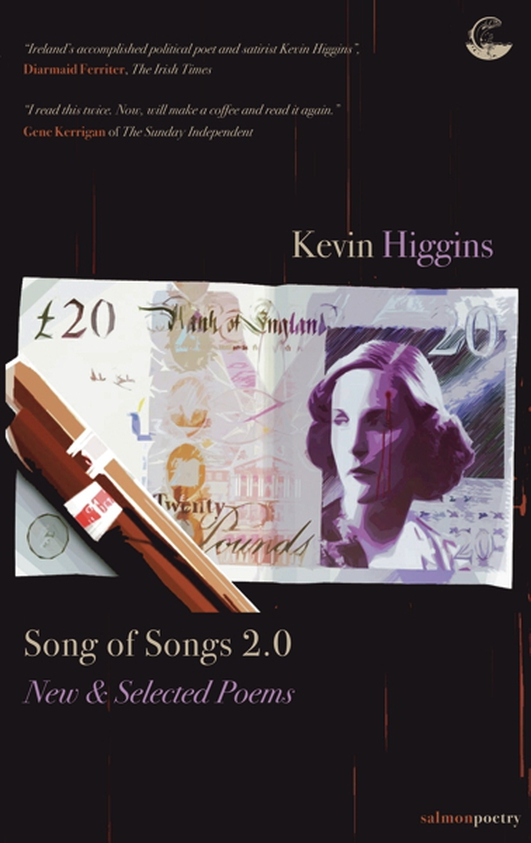 "Review:  ""Song of Songs 2.0"", a new collection of poetry by Kevin Higgins"